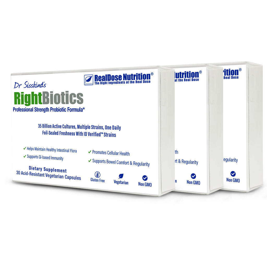 RightBiotics - Probiotics