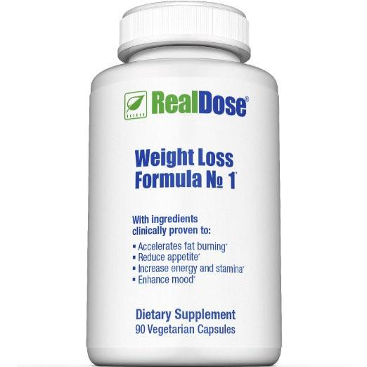 Weight Loss Formula No 1