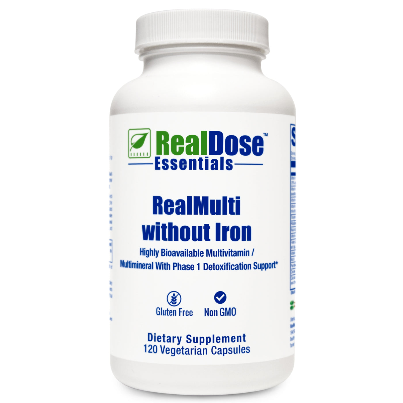 RealMulti without Iron