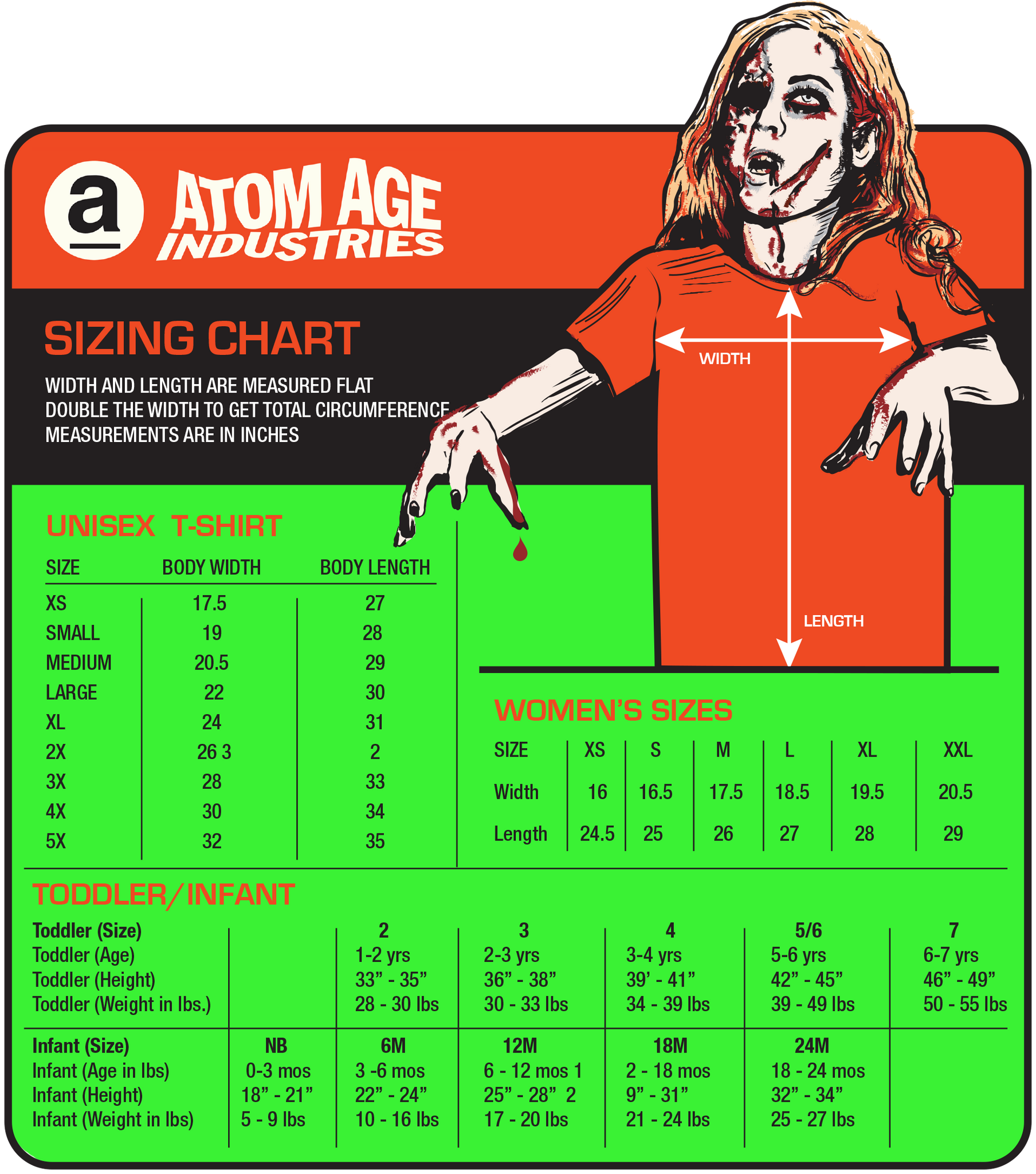 "ATOM AGE: ""THE BRAIN THAT WOULDN'T DIE"" T-SHIRT"