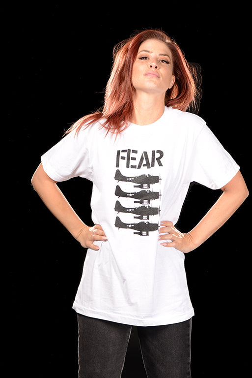 "FEAR - MENS ""BEER BOMBERS"" T-SHIRT"
