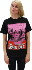 ATOM AGE:  THE BRAIN THAT WOULDN'T DIE T-SHIRT