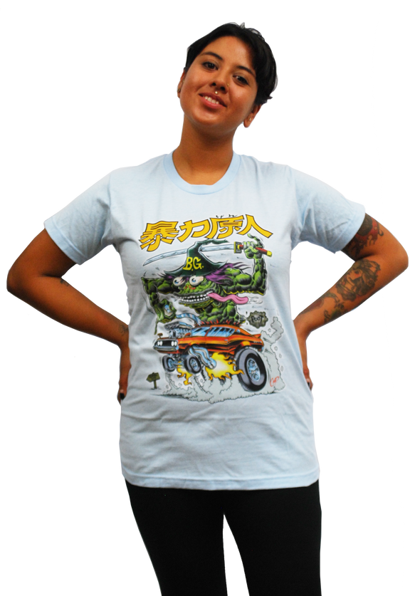 "COOP ""HOT ROD"" T-SHIRT"