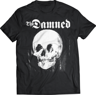 "DAMNED: ""STRETCHER CASE""  T-SHIRT"