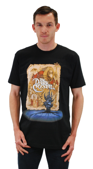 "DARK CRYSTAL ""POSTER"" T-SHIRT"