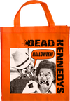 "DEAD KENNEDYS LIMITED EDITION ""HALLOWEEN"" T-SHIRT AND TRICK OR TREAT TOTE BAG"