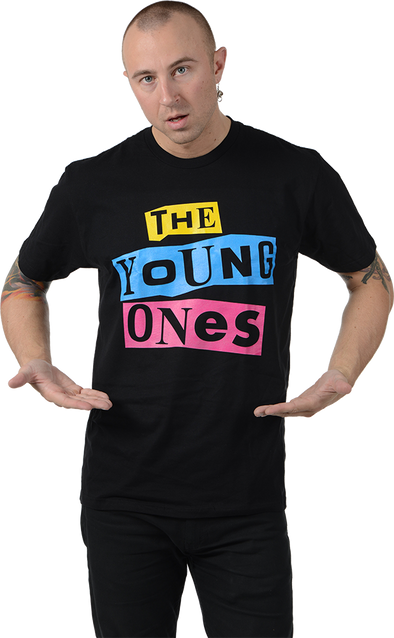 "YOUNG ONES ""LOGO"" T-SHIRT"