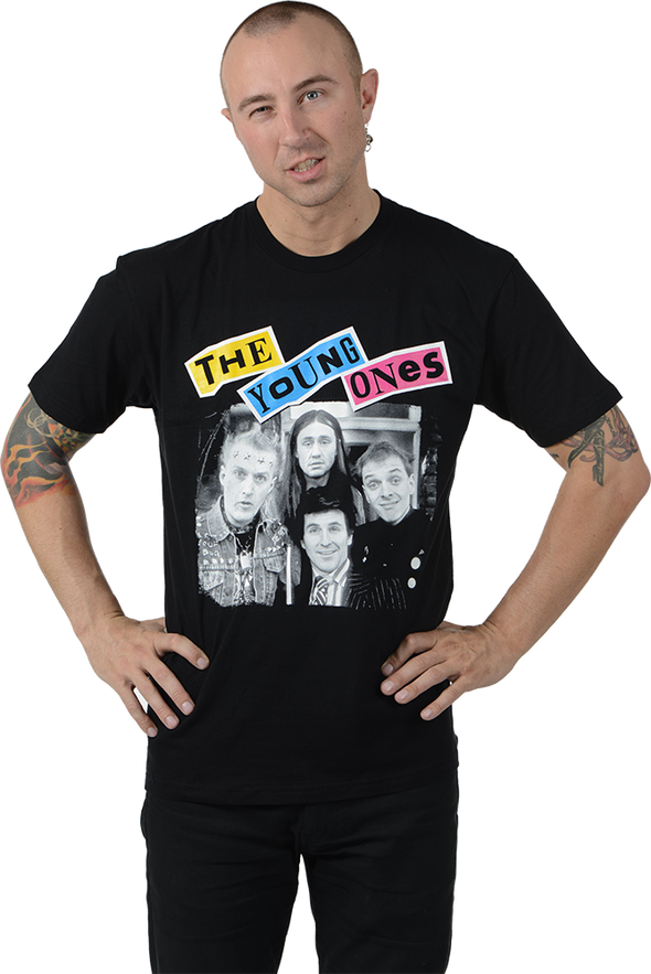 "YOUNG ONES ""PORTRAIT"" T-SHIRT"