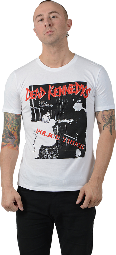"DEAD KENNEDYS ""POLICE TRUCK"" T-SHIRT"