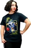 "HAMMER FILMS: ""THE DEVIL'S BRIDE"" T-SHIRT"