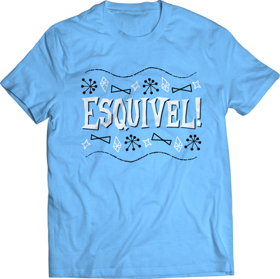 ESQUIVEL! 'LATIN' T-SHIRT