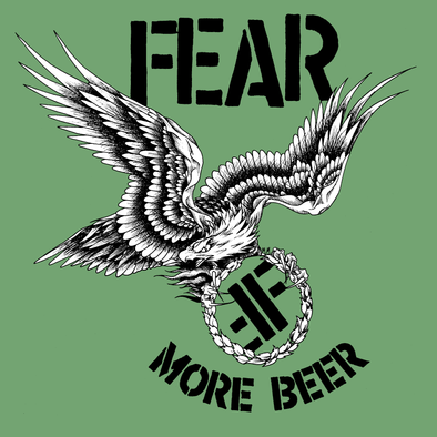 "FEAR - ""MORE BEER"" 35TH ANNIVERSARY LIMITED EDITION 2XCD"