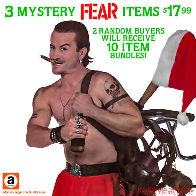 FEAR MYSTERY HOLIDAY BUNDLE!