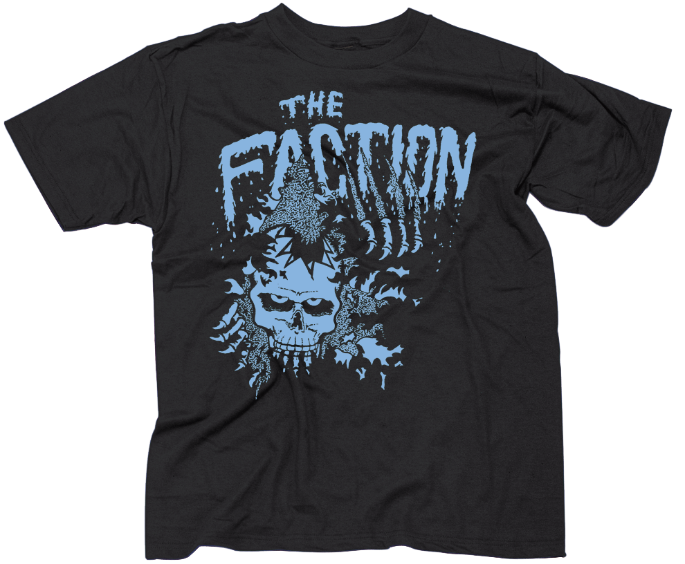 "FACTION ""RIP"" T-SHIRT"