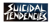 SUICIDAL TENDENCIES LOGO STICKER