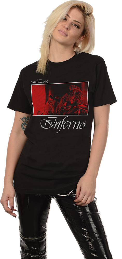 "DARIO ARGENTO ""INFERNO"" KNIFE T-SHIRT"