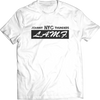 "JOHNNY THUNDERS ""L.A.M.F. - N.Y.C."" T-SHIRT"