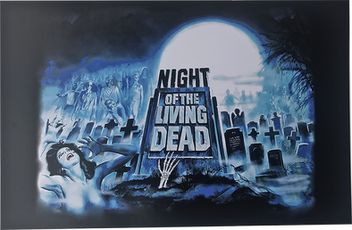 NIGHT OF THE LIVING DEAD (UK) POSTER