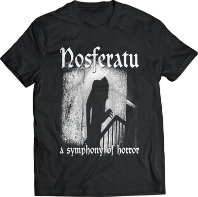 "ATOM AGE NOSFERATU ""SHADOW"" T-SHIRT"