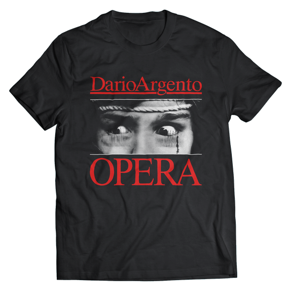 "DARIO ARGENTO ""OPERA""  BETTY T-SHIRT"
