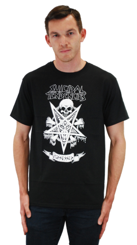 "SUICIDAL TENDENCIES ""POSSESSED"" T-SHIRT"