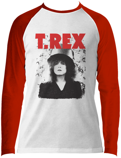 "T.REX: ""THE SLIDER"" LONG SLEEVE RAGLAN"