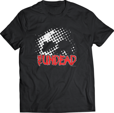 "THE UNDEAD ""DAWN OF THE UNDEAD"" T-SHIRT"