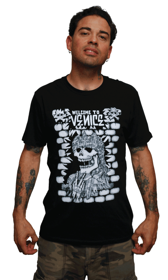 "RXCX ""WELCOME TO VENICE"" T-SHIRT"