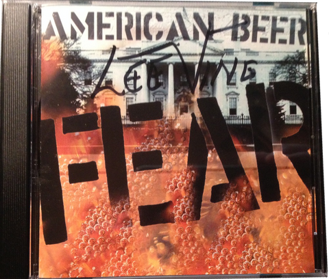 "FEAR: ""AMERICAN BEER"" CD"