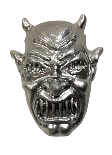 "LAMBERTO BAVA'S ""DEMONS"" OFFICIALLY LICENSED RESIN MASK 3D REFRIGERATOR MAGNET"