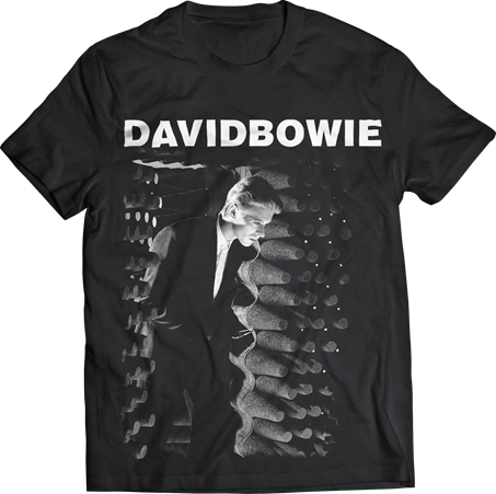 "DAVID BOWIE ""STATION TO STATION"" T-SHIRT"
