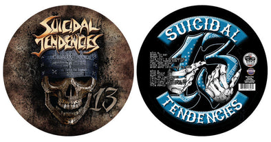 "SUICIDAL TENDENCIES- ""13"" COLLECTORS EDITION PICTURE DISC"