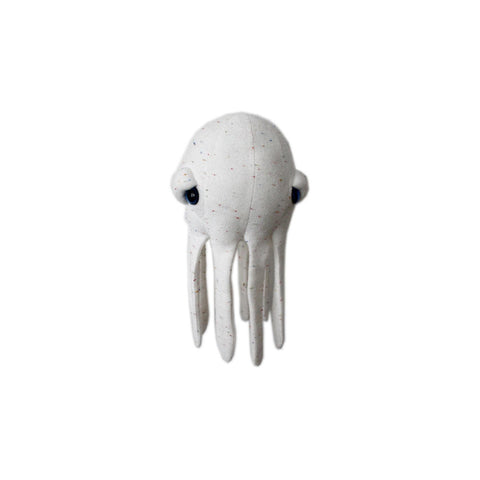Octopus 12 in, Albino