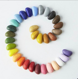 64 Colors Crayon Rocks