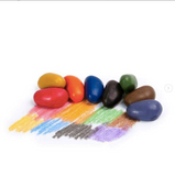 8 Colors Crayon Rocks