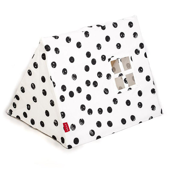 Mini Tent Black Dots