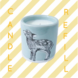 Candle Refill, Fawn