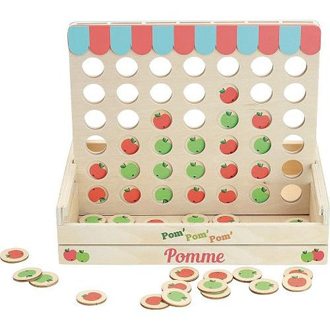 Apples Connect 4