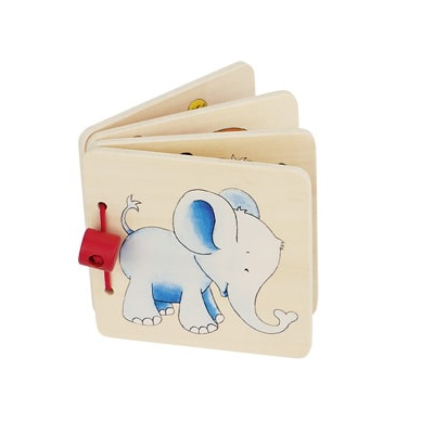 Picture Book Elephant