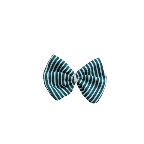 Hair Clip, Stripes