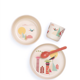 Bamboo Meal Set, Trees