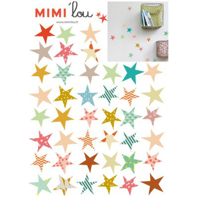 Wall Sticker, Stars
