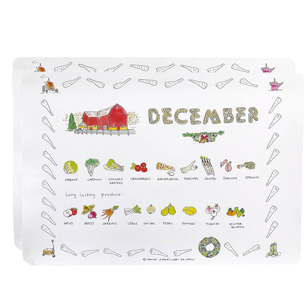 In Season Placemat x12