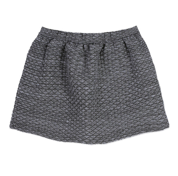 Girls' grey skirt