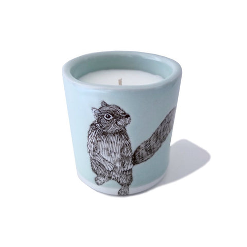 Candle Bergamot, Squirrel