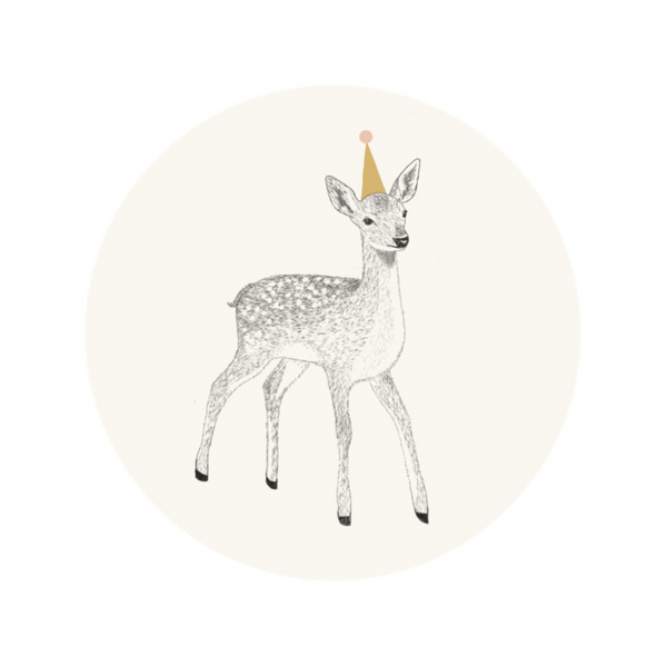 Stickers, Fawn