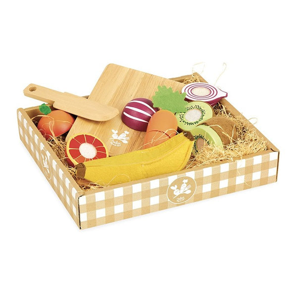 Fruits and Vegetable Set
