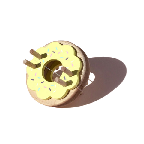 Donut Pom Maker, Lemon