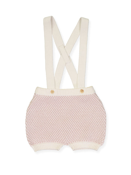 Knitted Overall, Rose