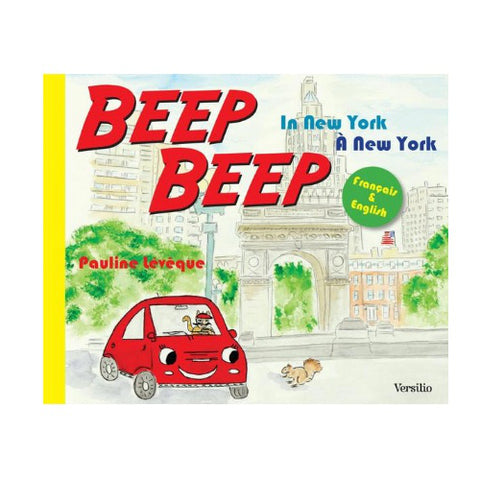 Beep Beep in New York, En / Fr
